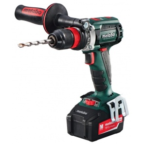 Дрель METABO BS 18 LTX BL Quick 5.2